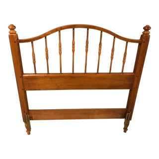 Ethan Allen Circa 1776 Twin Headboard For Sale