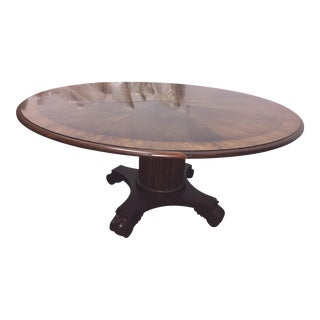 "Natchez Collection Henredon ""Briars"" Dining Table For Sale"