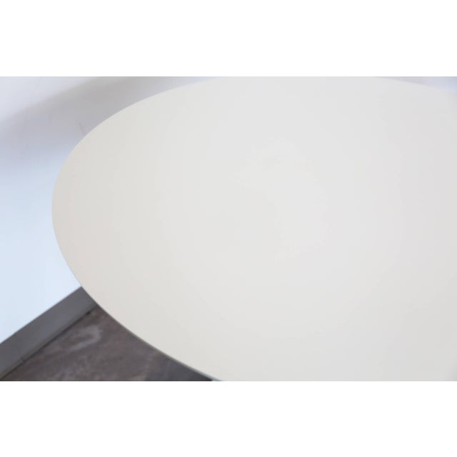 Vintage 70s Knoll Style Tulip Table - Image 2 of 10