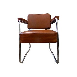 Mid-Century Modern Desk Chair For Sale