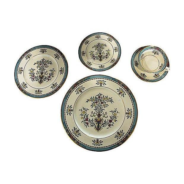 Lenox Blue Tree Dinnerware- 60 Pieces - Image 2 of 7