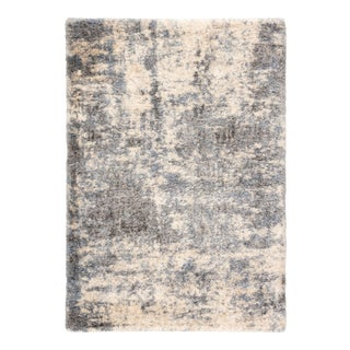 Jaipur Living Cantata Abstract Gray Blue Area Rug 2'X3' For Sale