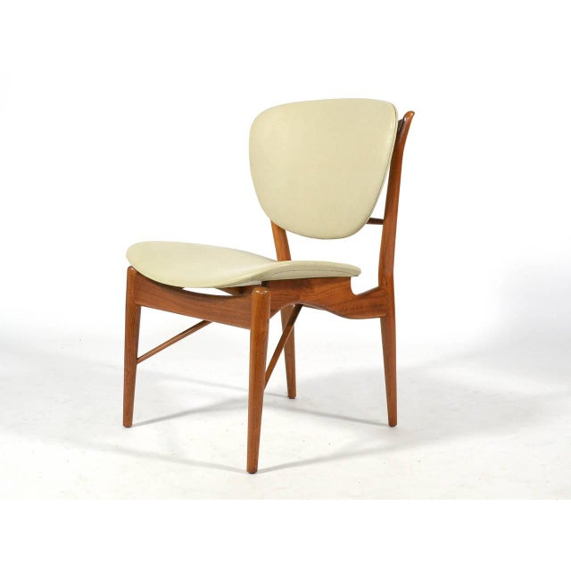 Finn Juhl Dining Table and Chairs For Sale - Image 11 of 11