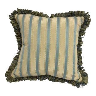 Vintage Silk & Velvet Pillow