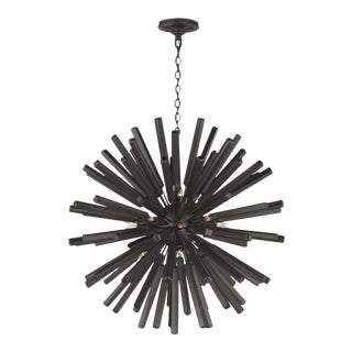 Visual Comfort/ Circa Lighting, Lawrence Medium Sputnik Chandelier For Sale