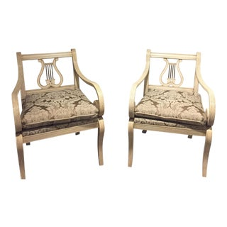 Thomasville Side Chairs- A Pair