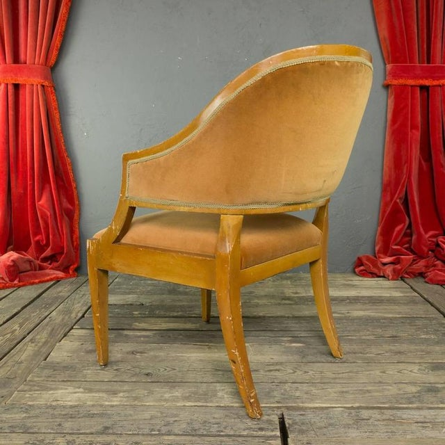 Pair of American 1940s Armchairs - Image 5 of 10