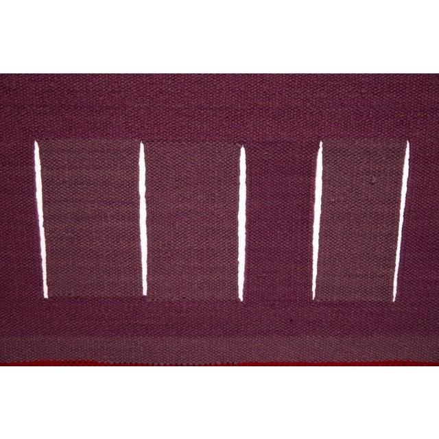 1970s Alice Kagawa Parrott Santa Fe Wall Weaving For Sale - Image 5 of 8