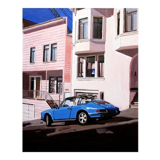 Parallel Parking Giclee Print