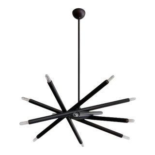 Gallery L7 'Ml-6' Spiral Chandelier For Sale