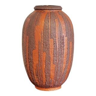 1960s Vintage Carstens Tönnieshof Atelier Series 'Berlin' Vase For Sale