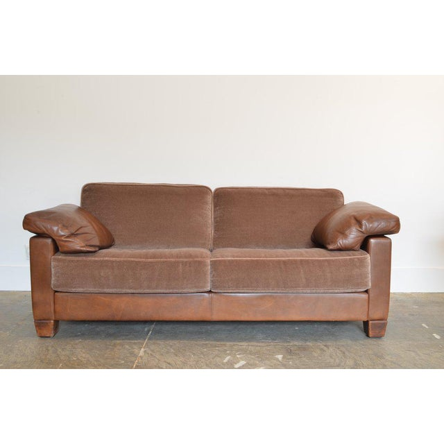 Incredible Desede Leather Two Seater Sofa Creativecarmelina Interior Chair Design Creativecarmelinacom