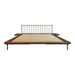District Eight Distrikt Bed, an Eastern King For Sale