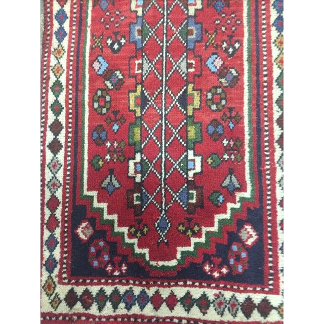 Quashaghi Persian Rug - 2′ × 6′4″ - Image 4 of 10