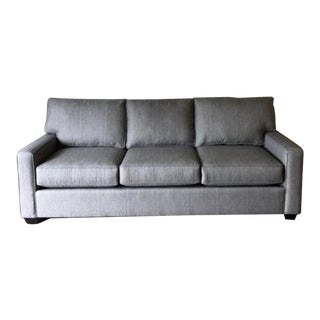 Pottery Barn Buchanan Square Arm Grand Sofa