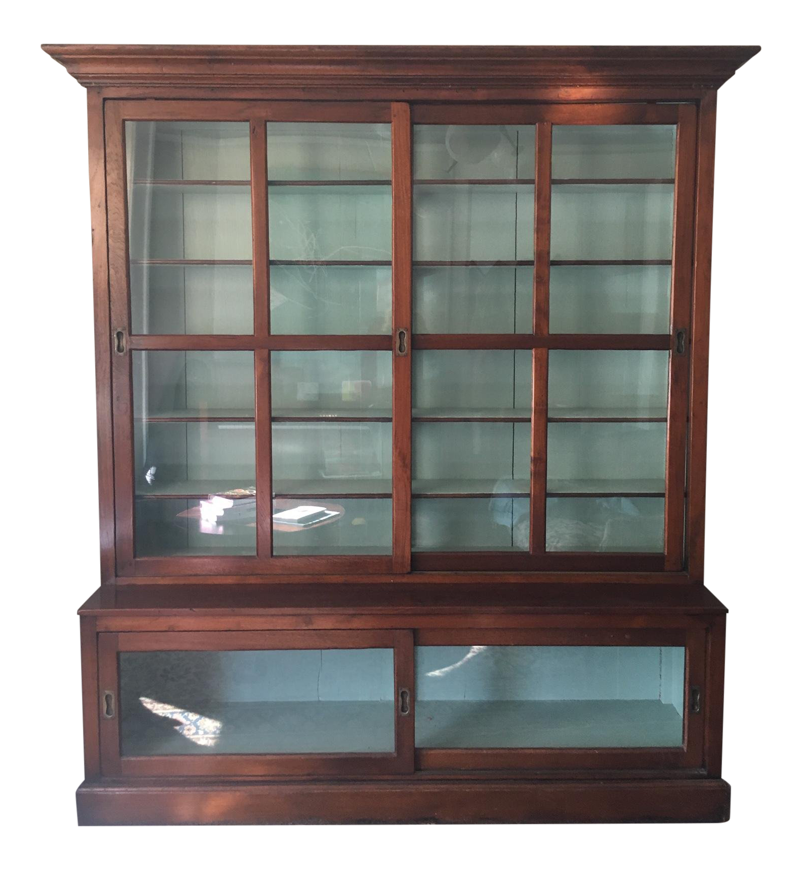 Vintage Used Curio Display Cabinets For Sale Chairish