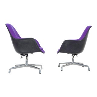 1970s Vintage Herman Miller Lounge Chairs- A Pair Preview