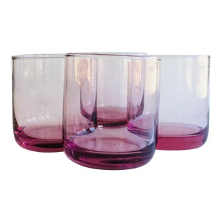 Metropolitan Juice Glasses - Set of 4