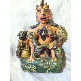 Rutilia Martines Alvares Ocumichu Demon Goddess Figure Preview