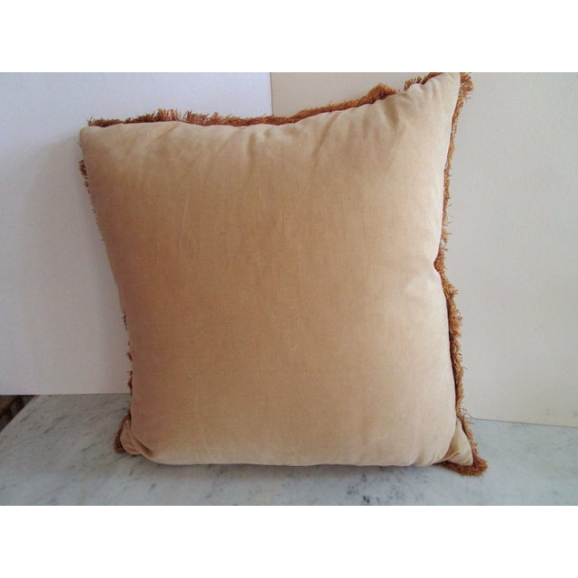Aubusson Pillows - Pair - Image 6 of 6