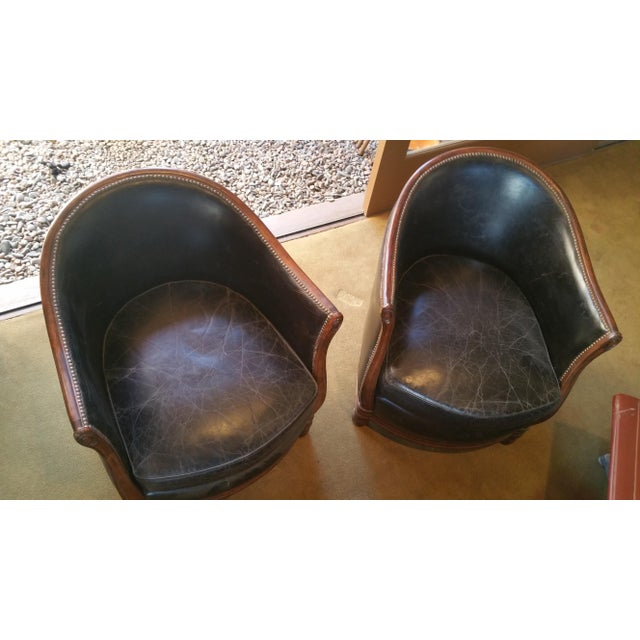 Halo Bucket Chairs - Pair - Image 6 of 6