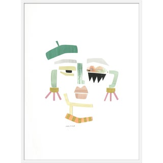"Large ""Bardo"" Print by Melvin G., 34"" X 46"" For Sale"