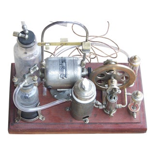 Antique Medical Anesthesia Machine
