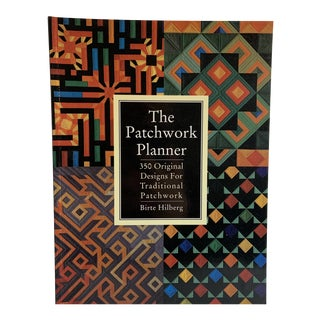 The Patchwork Planner Designs for Quilting Book For Sale