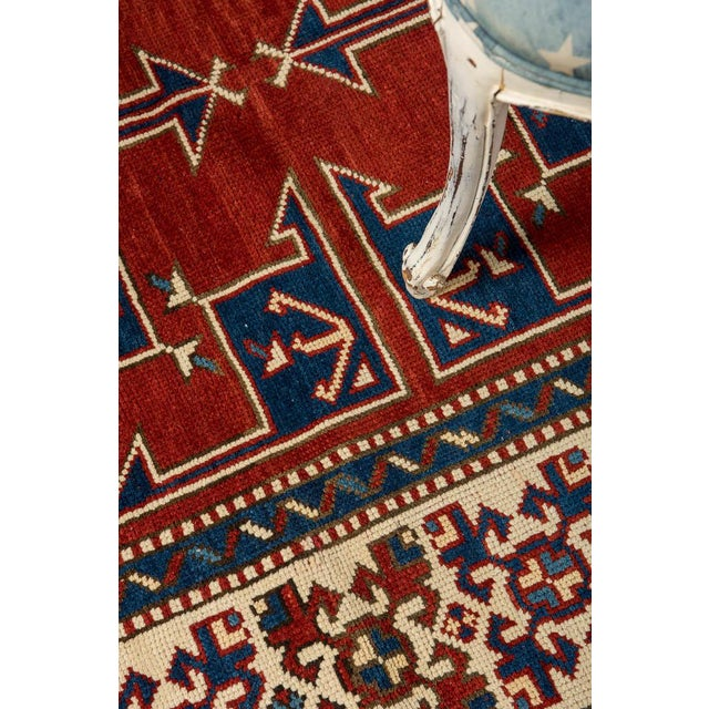This attractive Turkish rug adds character to your home décor while protecting your floors from scuffs and scratches. This...