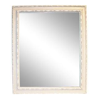 Gustavian Painted Mirror
