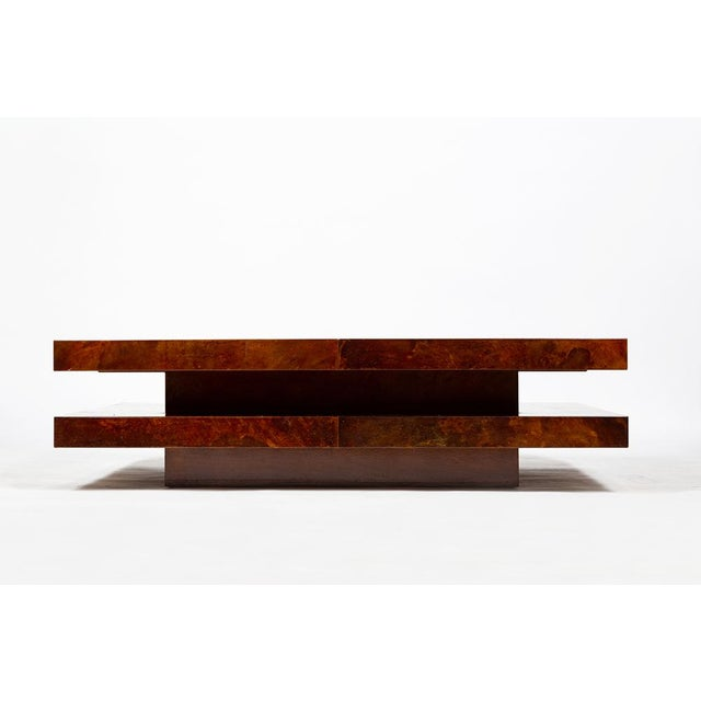 Aldo Tura Aldo Tura Bar Table For Sale - Image 4 of 12