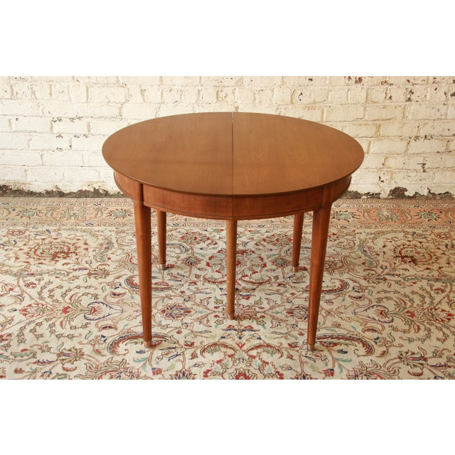 Henredon Mid-Century Dining Table - Image 6 of 9