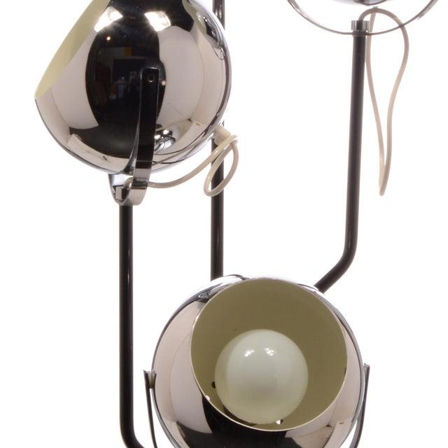Studio Reggiani Vintage Goffredo Reggiani Floor Lamp, Italian For Sale - Image 4 of 9
