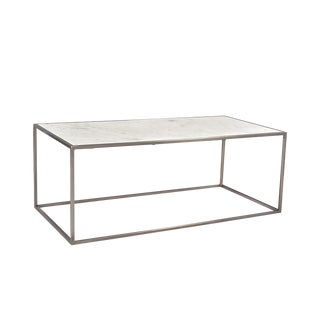 Collie Marble Coffee Table For Sale