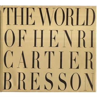 The World of Henri Cartier Bresson