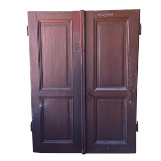 Italian Antique Cellar Doors For Sale