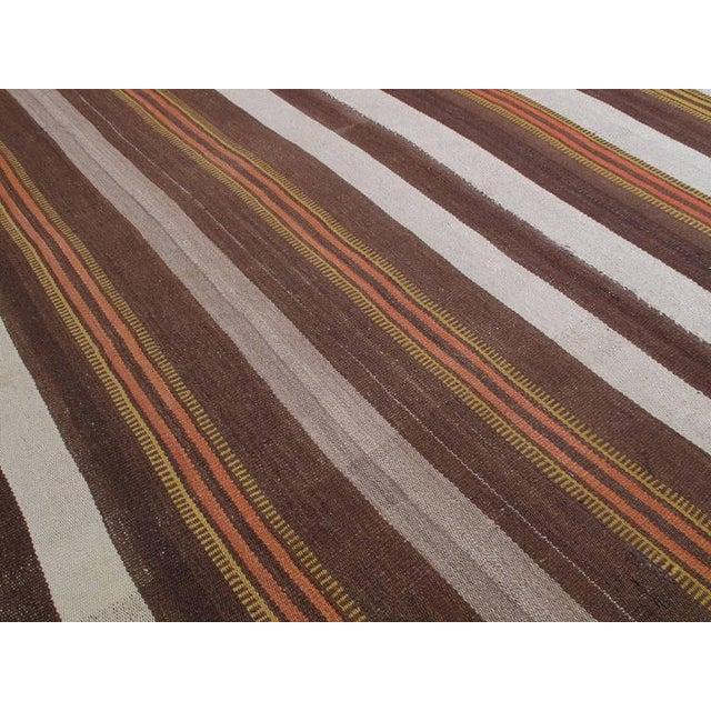 Islamic Urfa Kilim Rug For Sale - Image 3 of 7