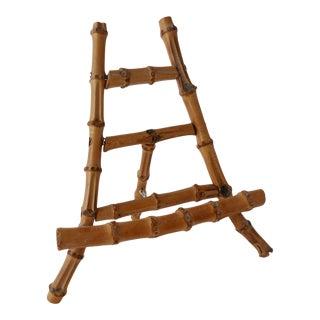 Bamboo Easel Frame Holder For Sale