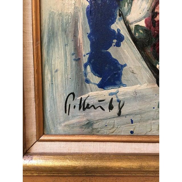'My Friend Miro' Painting - Image 7 of 11