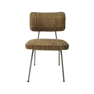 George Nelson Upholstered Side Chair For Sale