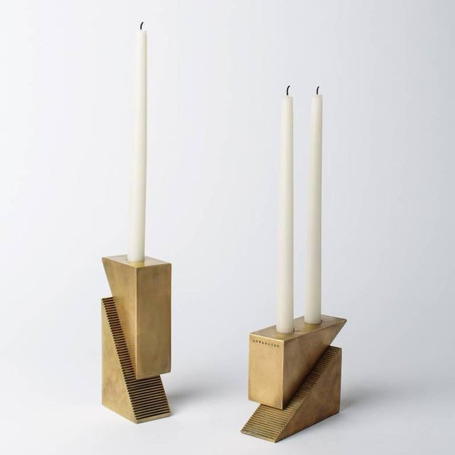 Candle Blocks by APPARATUS For Sale - Image 5 of 6