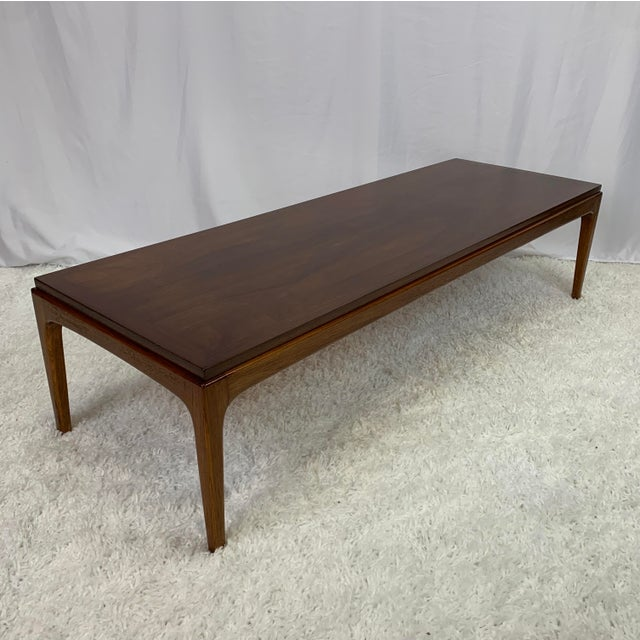 1950s 1950s Mid-Century Modern Lane Rhythm Coffee Table For Sale - Image 5 of 12
