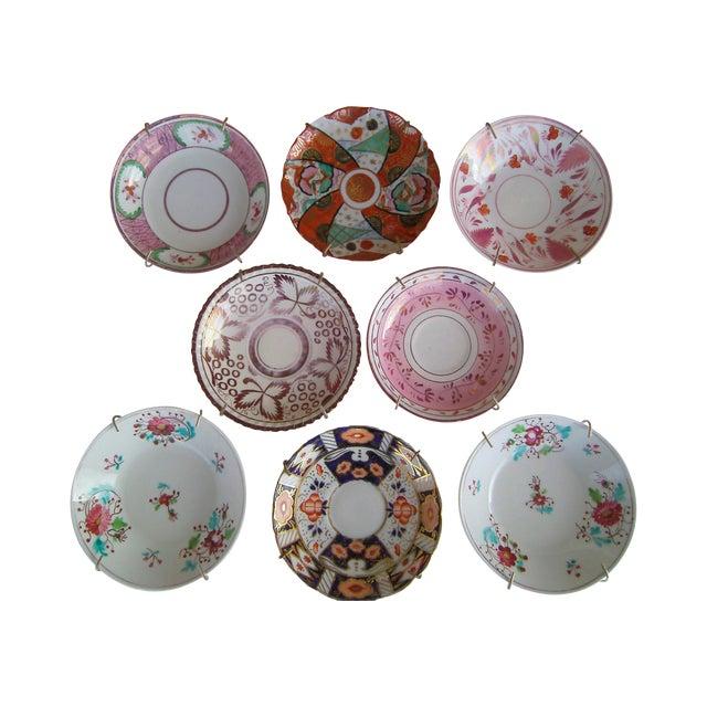 Assorted Antique Porcelain - Set of 8 - Image 1 of 10