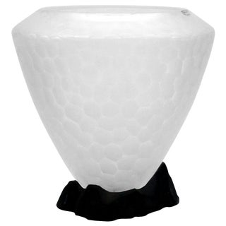 Stunning Murano Glass Vase by Archimede Seguso For Sale
