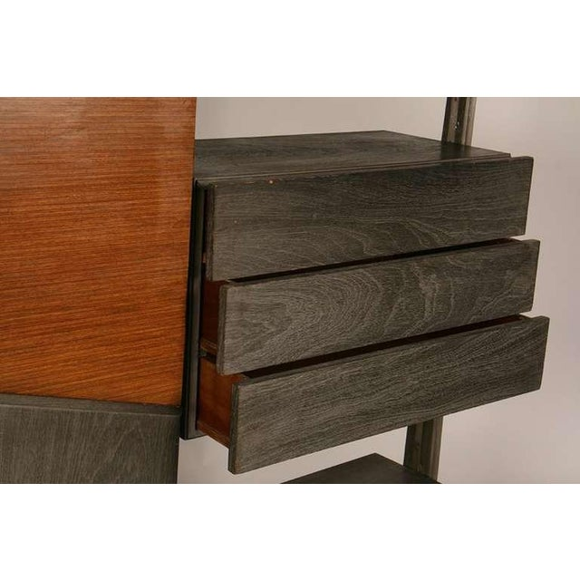 Mid-Century Modern Modular Etagere For Sale In San Francisco - Image 6 of 6