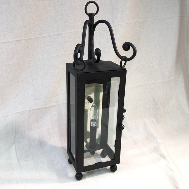 Troy Lighting Mill Valley 1-Light Outdoor Wall Lantern in Natural Bronze - Showroom Sample This outdoor wall lantern is...