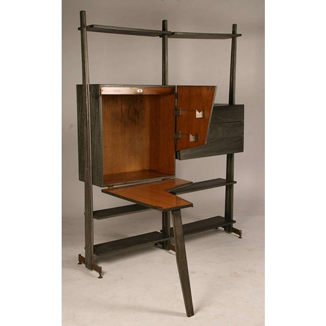 Mid-Century Modern Modular Etagere For Sale - Image 4 of 6