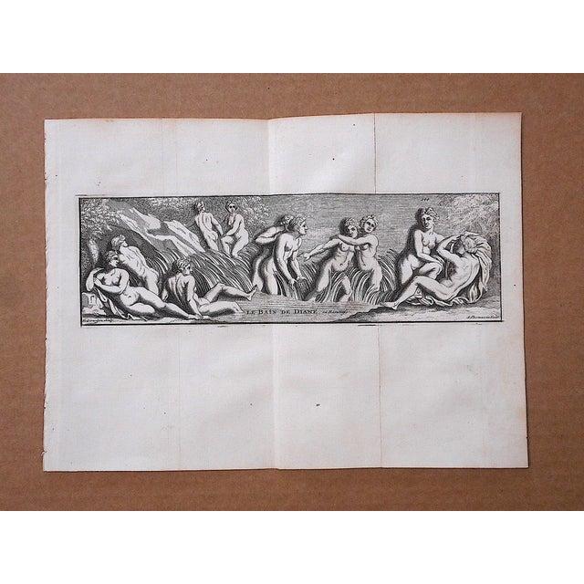 Antique 19th C. Engravings-Sculpture of Herculaneum & Pompeii For Sale In Cincinnati - Image 6 of 6