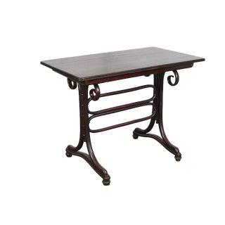 JJ Kohn Bentwood Table For Sale