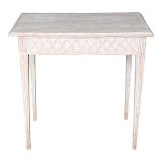 19th Century Swedish Painted Table